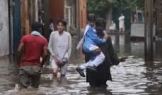 مقتل 324 شخصا جراء الفيضان جنوبي الهند