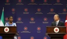 وزيرة خارجية سيراليون: تركيا شريك موثوق به في النظام العالمي القائم