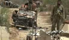 """""""أنصار الله"""" تعلن تدمير طاقمين عسكريين للتحالف بعبوات ناسفة"""