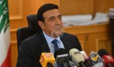 نجار: الاضرار جسيمة والاعتماد على مرفأ طرابلس ومرافئ أخرى