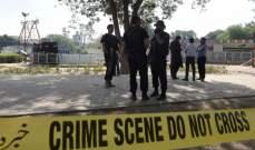 فرانس برس: هجوم لطالبان في بلوشستان يودي بحياة ستة شرطيين