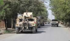 """الرئاسة الأفغانية: هجوم قندوز مؤشر على عدم التزام """"طالبان"""" بالسلام"""