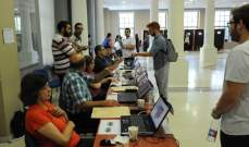 فوز تحلف 8 آذار بالانتخابات الطالبية بالجامعة الأميركية في بيروت
