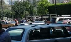 النشرة: مواطن في صيدا حاول إحراق نفسه بعد تحرير محضر ضبط بحقه