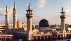 إعادة فتح المساجد في قطاع غزة بشكل كامل بعد إغلاقها بسبب الفيروس