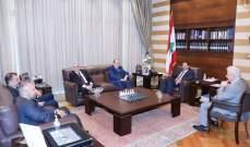 الحريري استقبل وفدا من غرفة طرابلس والرافعي مع وفد علمائي واتحاد العائلات البيروتية