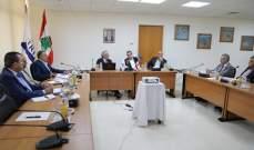 أبو فاعور: لتطوير عمل معهد البحوث الصناعية وتوسيع صلاحياته الرقابية الفنية
