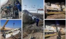 قتيل وجرحى في تدهور حافلة نقل جماعي في سوريا