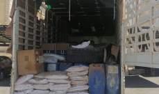 الجيش: توقيف سوري في حربتا لقيادته آلية دون أوراق قانونية وضبط مواد لتصنيع المخدرات