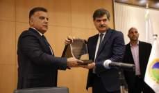 اللواء ابراهيم وقع ورئيس جامعة البلمند اتفاقية تعاون اكاديمي بين الجانبين