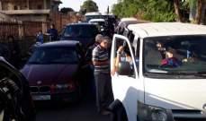 النشرة: قطع طريق الشرقية احتجاجا على وجود مطمر للنفايات