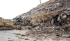 وزارة البيئة تنشر المخطط التوجيهي المحدث لإغلاق وإعادة تأهيل المكبات العشوائية