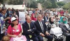 أهالي المخطوفين طالبوا باقرار قانون انشاء الهيئة الوطنية المستقلة للمفقودين
