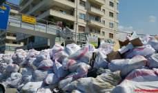 شركة رامكو: التوقف عن جمع النفايات بالمتن وكسروان لغياب حماية مطمر الجديدة وعودة النباشين