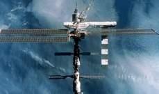 وصول أول رائد فضاء عربي إلى محطة الفضاء الدولية
