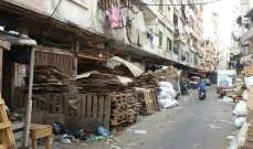 بلدية طرابلس ازالت المخالفات والتعديات على الاملاك العامة