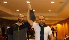 وصول شابين لبنانيين إلى مطار بيروت بعد الإفراج عنهما في الإمارات