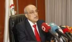 أبو شرف: لرفع الدعم عن السلع الأساسية لوقف التهريب