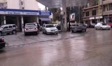 العمال اللبنانيون يغيبون عن محطّات المحروقات بسبب جشع الشركات الكبيرة!