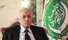 العربي: لا أوافق الاصرار على ان يكون خلف الابراهيمي عربيا