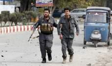 مصادر للجزيرة: قتيل و4 جرحى بتفجير استهدف رتل قوات أفغانية شمال كابل