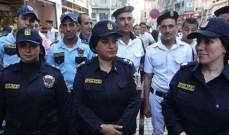 عناصر الشرطة النسائية في القاهرة ينتشرون لمواجهة التحرش خلال العيد