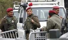 الداخلية التونسية أوقفت ثمانية عناصر ارهابية غرب البلاد