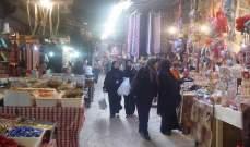 أسواق طرابلس تنتعش قبل العيد: المدينة تنتصر على الأفكار الظلامية