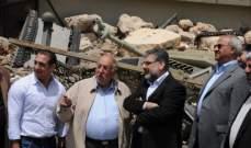 أحمد جبريل: مشاكل ليبيا ومحاولات تقسيمها إلى دويلات ثلاث هي عرض لمرض