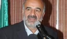 حايك: نؤكد التزاماتنا السياسية الواضحة والتنسيق والتحالف مع حزب الله