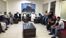 """""""النشرة"""": حمود رعى مصالحة بين آل البتكجي وآل شمندر ودعا إلى المصالحة"""