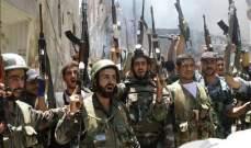 مصادر سورية للاخبار: معركة دمشق باتت مستحيلة بعد انجازات الجيش السوري