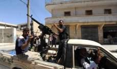 اشتباكات بين الجيش الحر ووحدات الحماية الكردية بمحيط دارة عزة بريف حلب