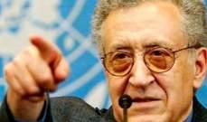 """""""الغارديان"""": الأمم المتحدة تكثف جهودها للعثور على بديل للإبراهيمي"""