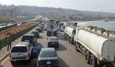 اعادة فتح طرقات في عدد من المناطق اللبنانية