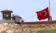 عدة انفجارات في مخزن للذخيرة في بلدة ريحانلي التركية على حدود سوريا