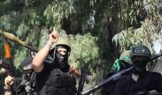 الميادين: مقتل عنصرين من كتائب القسام باستهداف طائرة اسرائيلية من دون طيار
