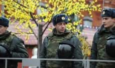 الأمن الروسي يقضي على مسلح كان يعد لتنفيذ عملية إرهابية في موسكو