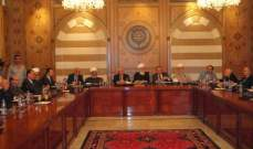 المجلس الاسلامي الشرعي دعا مجلس النواب لاقرار قانون انتخاب عصري