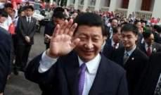 الرئيس الصيني دعا اليابان إلى تبني سياسة عسكرية وأمنية حذرة
