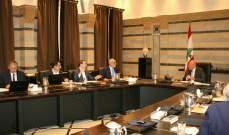 جلسات الحكومة بين الاتصالات الداخلية والفرج الاقليمي