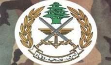 الجيش: الصور المتداولة حول تهريب المازوت لسوريا ليست على الحدود اللبنانية السورية