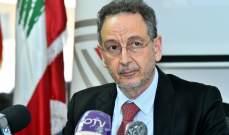 نعمة: لبنان ليس لديه قدرة مالية لمواجهة تداعيات الانفجار ونطالب بمساعدة دولية