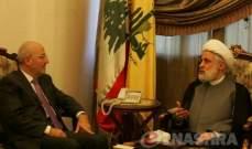 """معلومات لـ""""LBC"""": لقاء بين الحزب الاشتراكي وحزب الله غدا في عين التينة"""