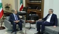 الرئيس عون أجرى مع سفير بريطانيا جولة أفق تناولت التطورات الراهنة والعلاقات الثنائية