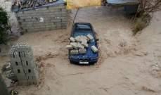 مقتل عشرين شخصا على الأقل في فيضانات في الصين