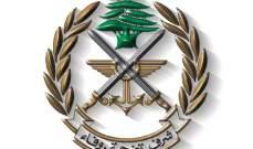 الجيش: إنقاذ مركب على متنه 32 شخصاً سوريا بينهم نساء وأطفال بمحلة أنفة