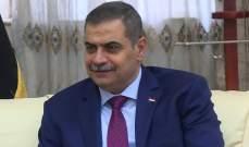 وزير الدفاع العراقي: سنتخذ الإجراءات العسكرية الكفيلة للدفاع عن البلاد