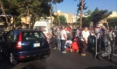 النشرة: قتيل نتيجة حادث سير بين سيارة ودراجة نارية في مجدل سلم