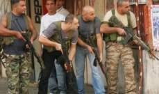 مصدر للشرق الأوسط: القوة الرادعة لجند الشام بعين الحلوة لاقت استحسانا